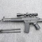 89式小銃バイポット外し