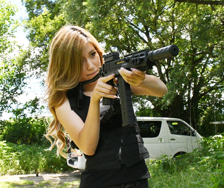 サバゲー女子9
