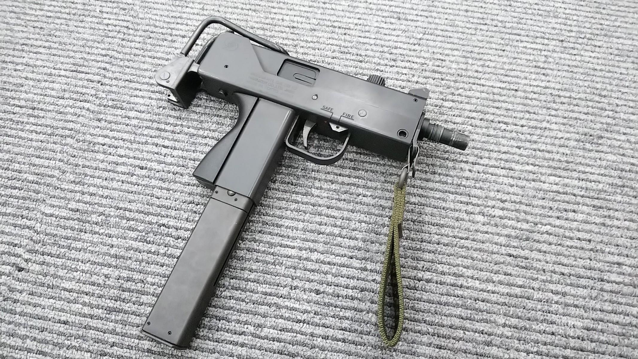 マルゼンフルオートイングラムM11