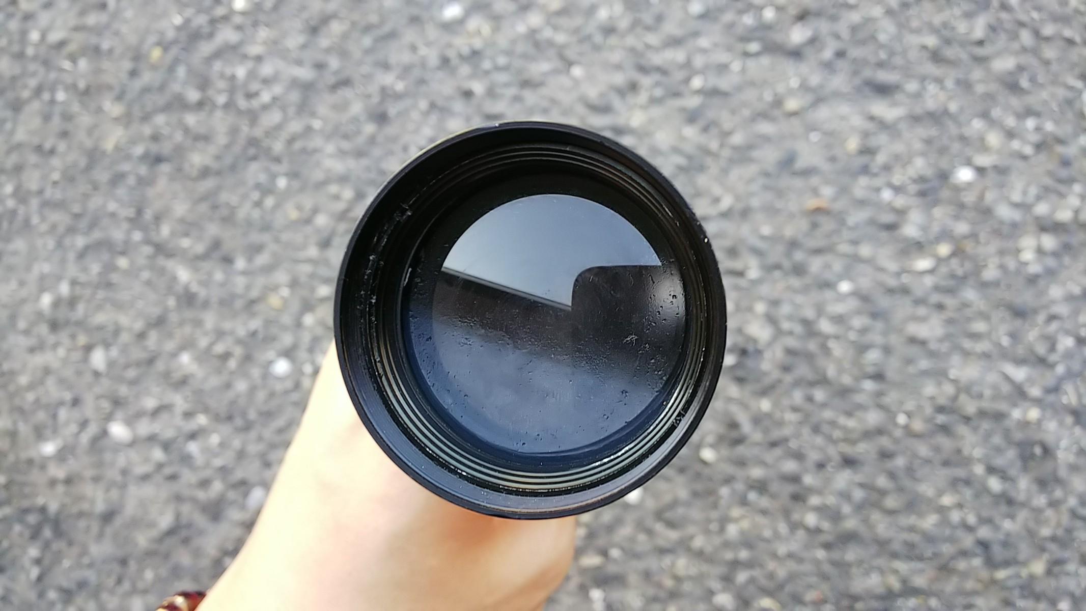 スコープ レンズ